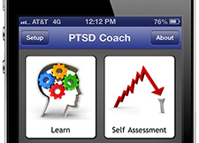 Study: 9 in 10 users happy with PTSD Coach smartphone app