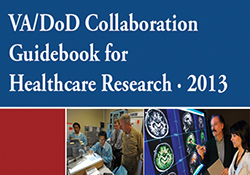 VA-DoD guidebook aims to spur collaborative research