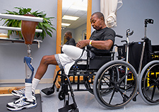 To amputate or not: VA, DoD to study long-term effect of vascular injury in wounded Vets