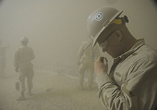 Study: Iraq, Afghanistan Veterans at increased risk of respiratory illness
