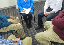 New research suggests group therapy might be effective in preventing Veteran suicide.