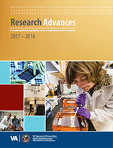 VA Research Advances 2017 - 2018