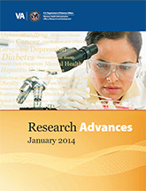 VA Research Advances 2014