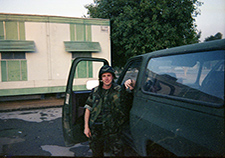 While in the U.S. Naval Reserve, Dr. Greco was the head of a laboratory on a fleet hospital in Saudi Arabia during Operation Desert Storm.