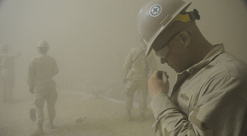 Increase seen in respiratory illness among Iraq, Afghanistan Veterans