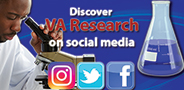 Discover VA Research on Facebook