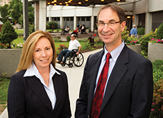 VA spinal cord researchers receive Service to