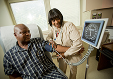 With equal care, blacks' health outcomes greatly improved