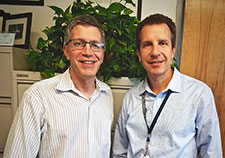 Drs. Steven Martino and Marc Rosen