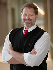 Dr. Hal Wortzel is a forensic neuropsychiatrist at the VA Rocky Mountain Mental Illness Research and Education Clinical Center in Denver. <em>(Photo by Shawn Fury)</em>