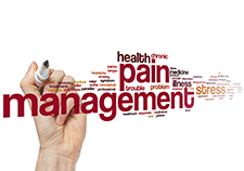 Spotlight on pain management