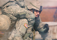Severe combat injuries could elevate high blood pressure risk in Veterans with PTSD