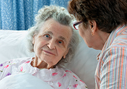Family involvement improves end-of-life-care
