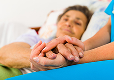A VA study compared end-of-life care for patients with different medical conditions. <em>(Photo for illustrative purposes only. ©iStock/Lighthaunter)</em>