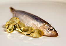 Fish oil therapy improves eye damage in diabetic rats