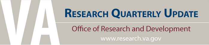 VA RESEARCH QUARTERLY UPDATE