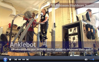 Click to watch the video: VA Researchers Aim To Help Stroke Patients Improve Their Gait