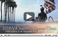 Click to watch the Summer Sports Clinic video