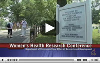 Click to watch the 2010 Women's Health Conference video